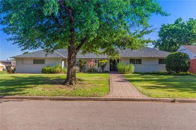 Oklahoma City Single Family Home For Sale: 3041 Cornwall Place