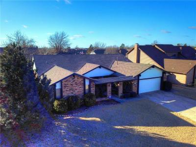 Oklahoma City Single Family Home For Sale: 6916 Briarcreek