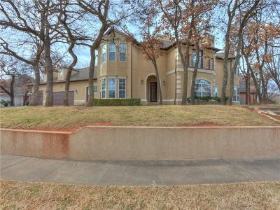 Edmond Single Family Home For Sale: 1801 Rising Star Lane