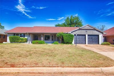 Oklahoma City Single Family Home For Sale: 2321 112th Terrace
