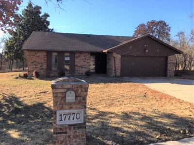 Choctaw Single Family Home For Sale: 17770 Creekwood Lane