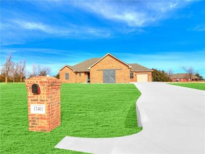Piedmont OK Single Family Home For Sale: $292,000