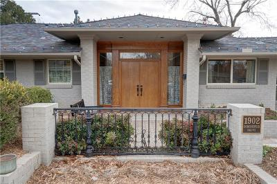 Oklahoma City Single Family Home For Sale: 1902 Dorchester