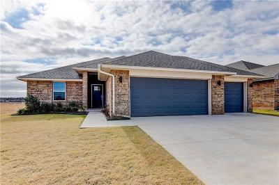 Yukon Single Family Home For Sale: 11104 SW 33rd Street