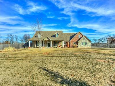 Choctaw Single Family Home For Sale: 726 N Choctaw