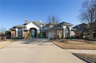 Norman Single Family Home For Sale: 1233 Mountain Brook Drive