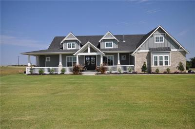 Guthrie Single Family Home For Sale: 15494 Pheasant Run