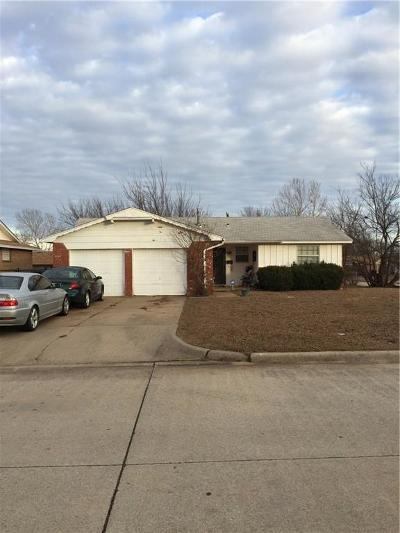 Oklahoma City Single Family Home For Sale: 4716 S Kathy Drive