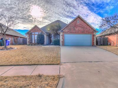 Norman Single Family Home For Sale: 3920 Irvine