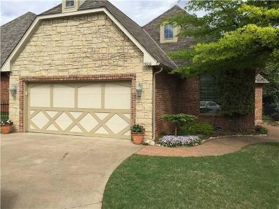 Edmond Single Family Home For Sale: 4616 Olde Village Circle