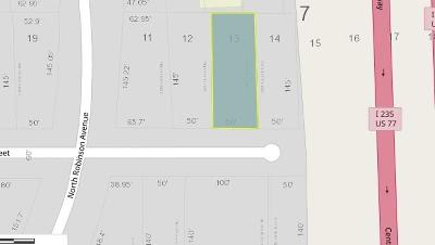 Oklahoma City Residential Lots & Land For Sale: 119 NW 31st Street