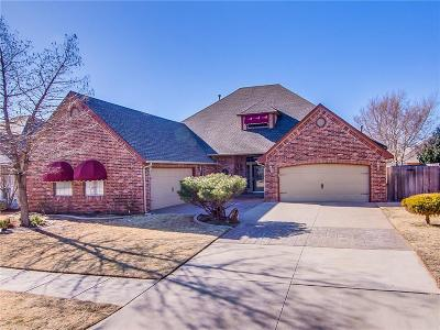 Edmond Single Family Home For Sale: 17101 Gladstone Lane