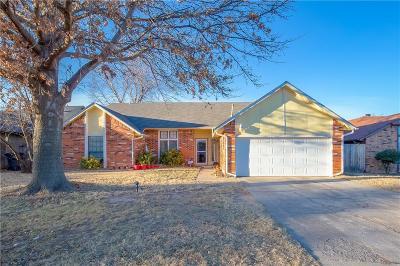 Yukon Single Family Home For Sale: 11625 SW 3rd Terrace