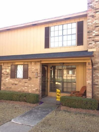 Oklahoma City OK Condo/Townhouse For Sale: $82,000