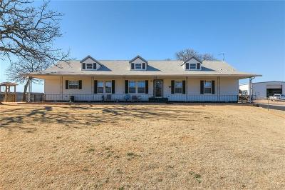 Harrah Single Family Home For Sale: 8433 N Pottawatomie Road