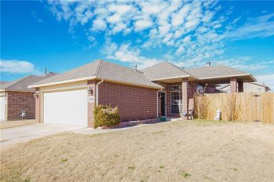Moore OK Single Family Home For Sale: $129,500