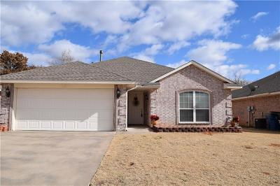 Midwest City OK Single Family Home For Sale: $150,000