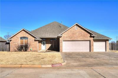 Harrah Single Family Home For Sale: 20741 Morning Glory