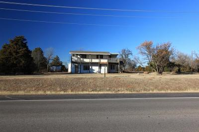 Choctaw Commercial For Sale: 16925 NE 23rd Street