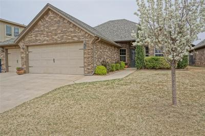 Edmond Single Family Home For Sale: 18216 Haslemere Lane