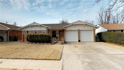 Yukon Single Family Home For Sale: 218 Tanglewood Drive