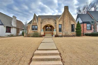 Oklahoma City Single Family Home For Sale: 2236 NW 26th Street