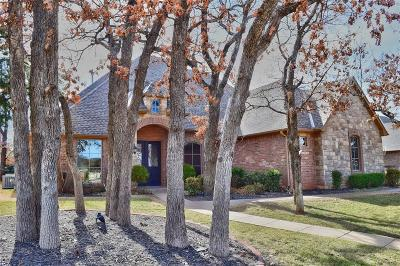 Edmond Single Family Home For Sale: 1424 Briar Forest Circle