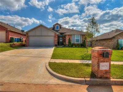 Midwest City OK Single Family Home For Sale: $187,500