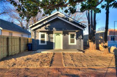 Guthrie Single Family Home For Sale: 517 S Division Street