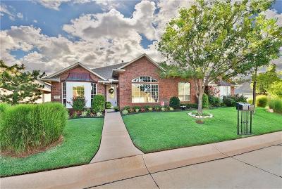 Edmond Single Family Home For Sale: 15525 Monarch Lane