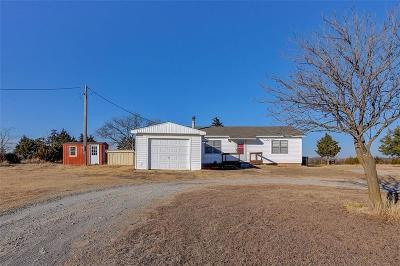 Norman OK Single Family Home For Sale: $140,000