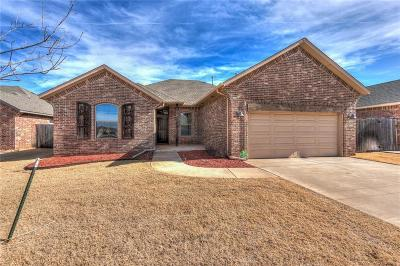 Edmond Single Family Home For Sale: 16412 Iron Ridge Road