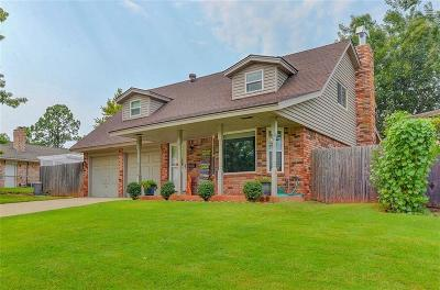 Norman Single Family Home For Sale: 2410 Weatherford