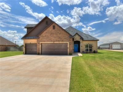 Piedmont OK Single Family Home For Sale: $279,900