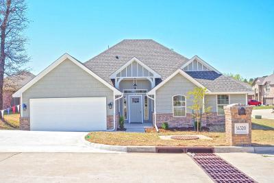 Choctaw OK Single Family Home For Sale: $196,000