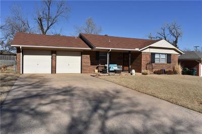 Yukon Single Family Home For Sale: 609 W Beam