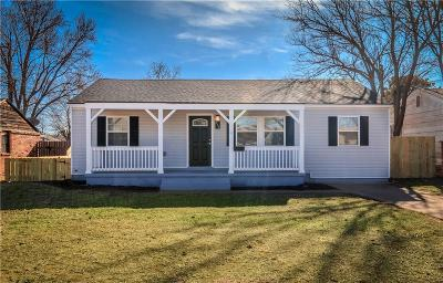 Elk City Single Family Home For Sale: 408 McArthur