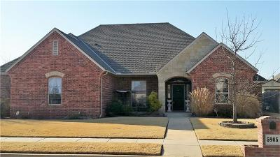 Oklahoma City Single Family Home For Sale: 5905 Saint James