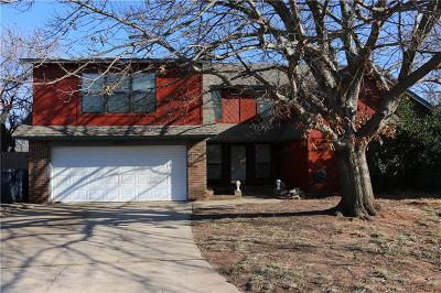 Oklahoma City Single Family Home For Sale: 10104 Thompkins Circle