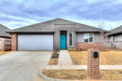 Oklahoma City Single Family Home For Sale: 7209 NW 146th Street