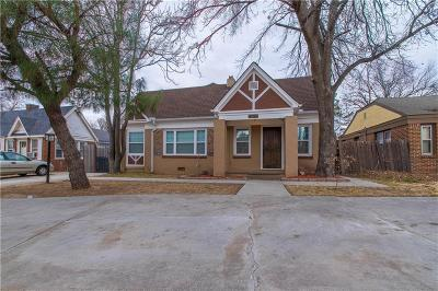 Oklahoma City Single Family Home For Sale: 2815 NW 20th Street