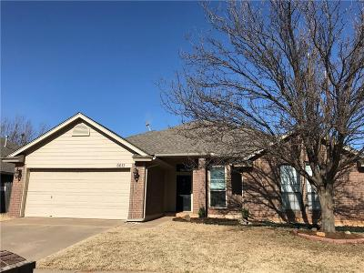 Oklahoma City Single Family Home For Sale: 6613 NW 134th Street