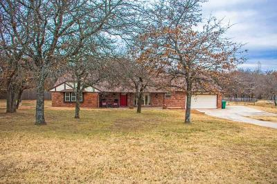 Choctaw OK Single Family Home For Sale: $225,000