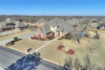 Edmond Single Family Home For Sale: 1641 Palazzo Point