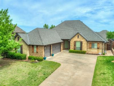 Lincoln County, Oklahoma County Single Family Home For Sale: 3225 Garden Hill