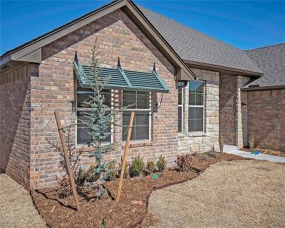 Edmond Single Family Home For Sale: 2905 NW 187th Street