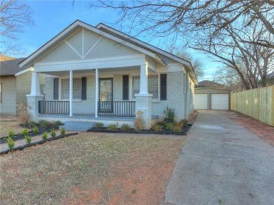 Oklahoma City OK Single Family Home For Sale: $148,990