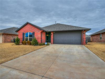 Edmond Single Family Home For Sale: 2321 NW 196th Terrace