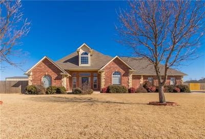 Tuttle Single Family Home For Sale: 1510 Stardust Court