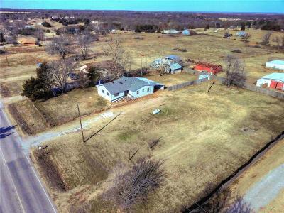 Harrah Single Family Home For Sale: 20489 NE 63rd Street